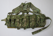 MTP AIRBORNE WEBBING 3 UTILITY POUCH